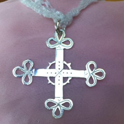 1er prix : La Croix-Bijou de Saint Nicolas